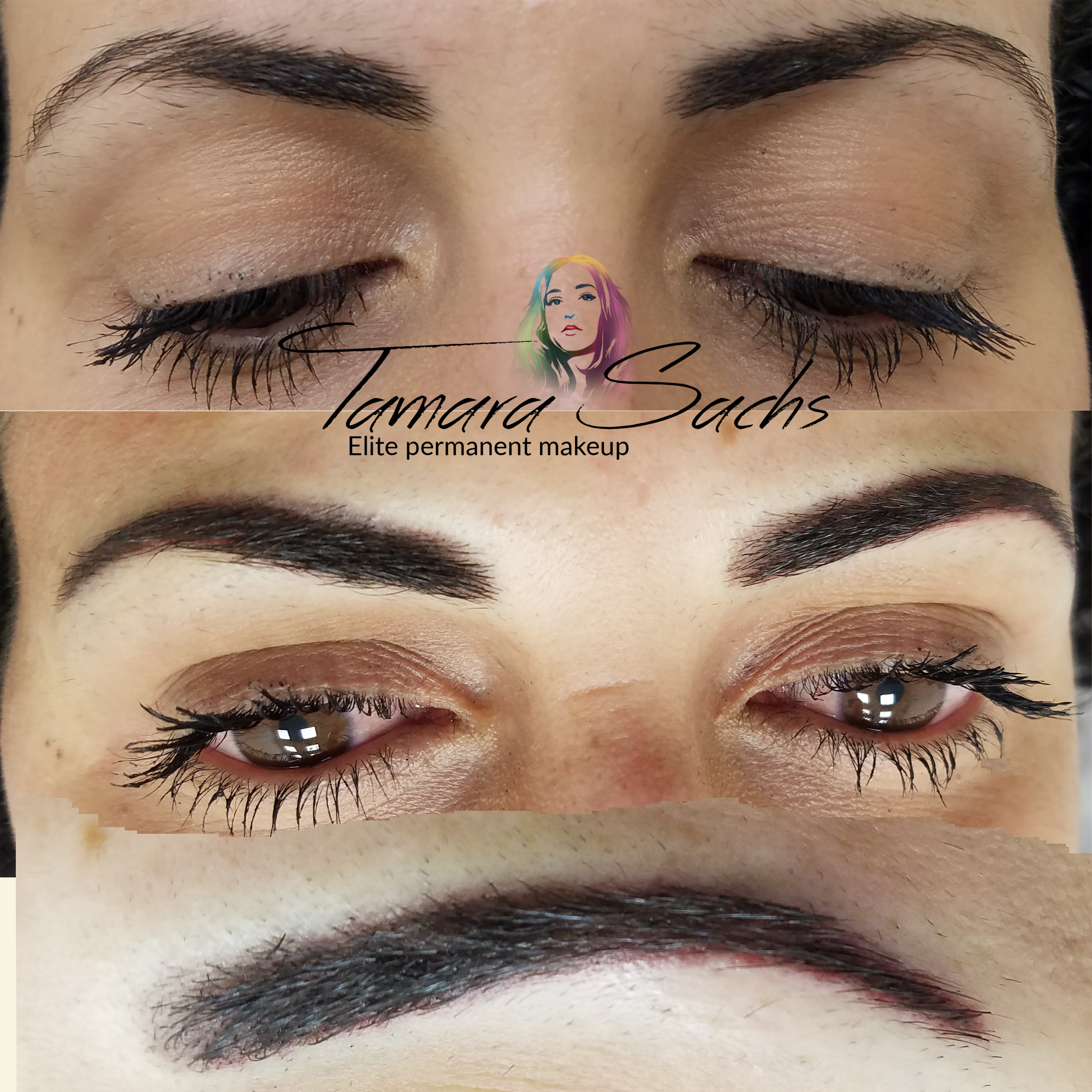 Microblading And Micropigmentation Designing The Perfect Hybrid